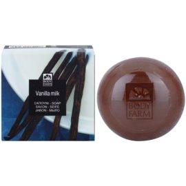 Bodyfarm Vanilla-Milk tuhé mýdlo  110 g