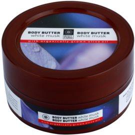Bodyfarm White Musk Körperbutter  200 ml