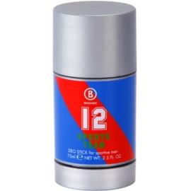 Bogner Sports Team 12 Men desodorante en barra para hombre 75 ml