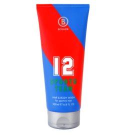 Bogner Sports Team 12 Men sprchový gel pro muže 200 ml