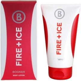 Bogner Fire + Ice for Women losjon za telo za ženske 150 ml