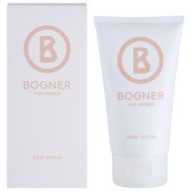 Bogner For Woman tělové mléko pro ženy 150 ml