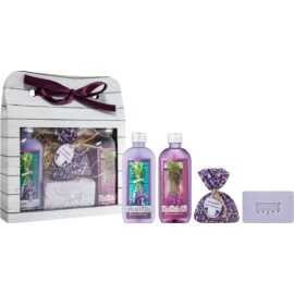 Bohemia Gifts & Cosmetics Lavender lote cosmético II.