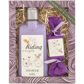 Bohemia Gifts & Cosmetics Riding a Bicycle lote cosmético I.