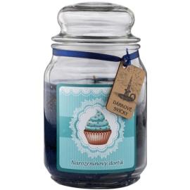 Bohemia Gifts & Cosmetics Birthday Cake ароматизована свічка  510 гр