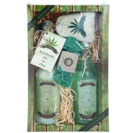Bohemia Gifts & Cosmetics Cannabis козметичен пакет  I.