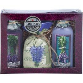 Bohemia Gifts & Cosmetics Lavender kosmetická sada I.
