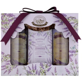 Bohemia Gifts & Cosmetics Lavender lote cosmético VIII.