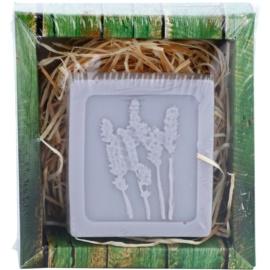Bohemia Gifts & Cosmetics Lavender ręcznie robione mydło z gliceryną  60 g