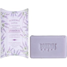 Bohemia Gifts & Cosmetics Lavender cremige Seife mit Glycerin  100 g