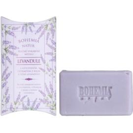Bohemia Gifts & Cosmetics Lavender krémové mýdlo s glycerinem  100 g