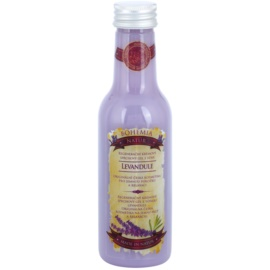 Bohemia Gifts & Cosmetics Lavender krémový sprchový gel  200 ml