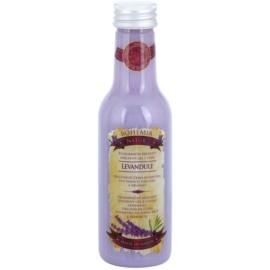 Bohemia Gifts & Cosmetics Lavender gel de ducha en crema  200 ml