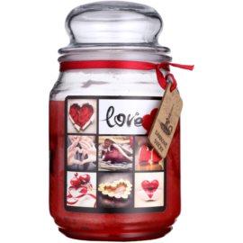 Bohemia Gifts & Cosmetics Love ароматизована свічка  510 гр