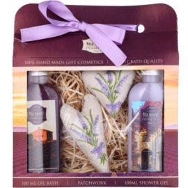 Bohemia Gifts & Cosmetics Magic Provence kosmetická sada I.