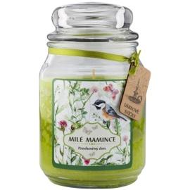 Bohemia Gifts & Cosmetics Dear Mom dišeča sveča  510 g