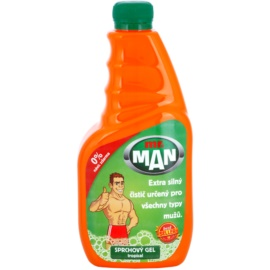 Bohemia Gifts & Cosmetics Mr. Man gel de duche para homens Tropical 500 ml