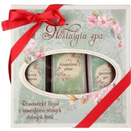 Bohemia Gifts & Cosmetics Nostalgia Spa kozmetika szett II.