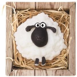 Bohemia Gifts & Cosmetics Sheep Ovečka ručne vyrobené mydlo s glycerínom  50 g