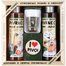 Bohemia Gifts & Cosmetics Pivrnec kosmetická sada VIII.