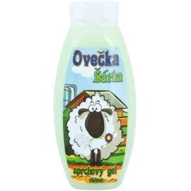 Bohemia Gifts & Cosmetics Sheep Šárka tusfürdő gél gyermekeknek  500 ml