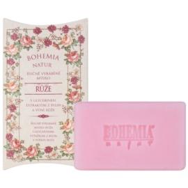 Bohemia Gifts & Cosmetics Rosarium sabonete cremoso  com glicerol   100 g