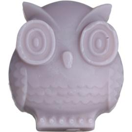 Bohemia Gifts & Cosmetics Owl sãpun lucrat manual cu glicerina  95 g