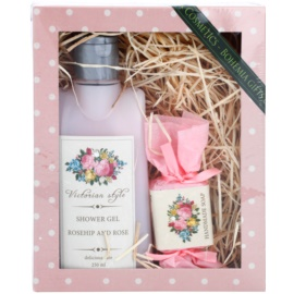 Bohemia Gifts & Cosmetics Victorian Style set cosmetice I.