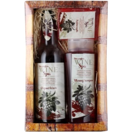 Bohemia Gifts & Cosmetics Wine Spa kosmetická sada II.