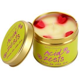 Bomb Cosmetics Acid Zests ароматизована свічка