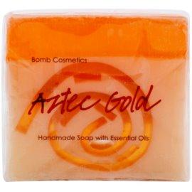 Bomb Cosmetics Aztec Gold glycerínové mydlo  100 g