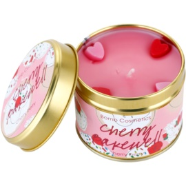 Bomb Cosmetics Cherry Bakewell vonná svíčka