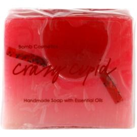 Bomb Cosmetics Crazy Cupid glycerinové mýdlo bláznivý amor  100 g