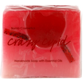 Bomb Cosmetics Crazy Cupid Glycerinseife verrückter Amor  100 g