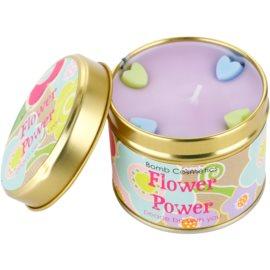 Bomb Cosmetics Flower Power świeczka zapachowa