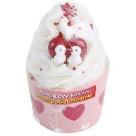 Bomb Cosmetics Hearts Cocoa koupelový košíček  110 g