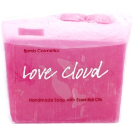Bomb Cosmetics Love Cloud glycerinové mýdlo  100 g