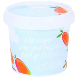 Bomb Cosmetics Mango sprchový peeling  340 ml