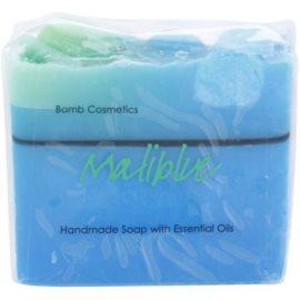 Bomb Cosmetics Maliblue Glycerinseife  100 g
