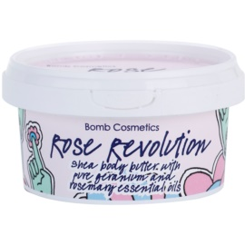 Bomb Cosmetics Rose Revolution telové maslo  200 ml