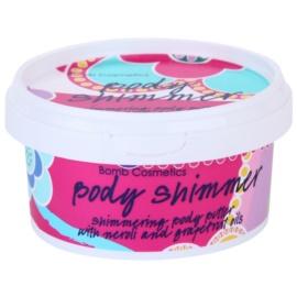 Bomb Cosmetics Body Shimmer tělové máslo  200 ml