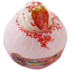 Bomb Cosmetics Strawberry Sunrise bola de banho  160 g