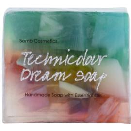 Bomb Cosmetics Technicolour glycerínové mydlo s esenciálnymi olejmi  100 g