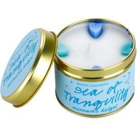 Bomb Cosmetics Sea of Tranquility vela perfumada