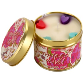 Bomb Cosmetics Vintage Velvet vela perfumada