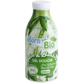 Born to Bio Aloe & Bamboo tusfürdő gél  300 ml