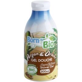 Born to Bio Argan & Orient tusfürdő gél  300 ml