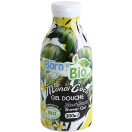 Born to Bio Monoi Coconut Duschgel  300 ml