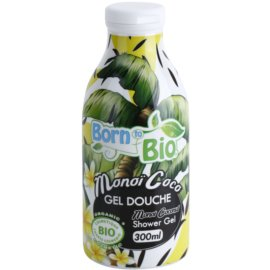 Born to Bio Monoi Coconut sprchový gel  300 ml