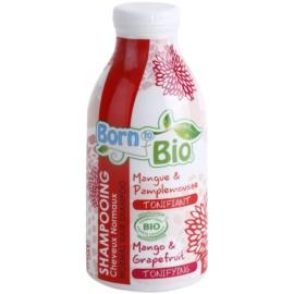 Born to Bio Mango & Grapefruit hydratační šampon pro všechny typy vlasů  300 ml